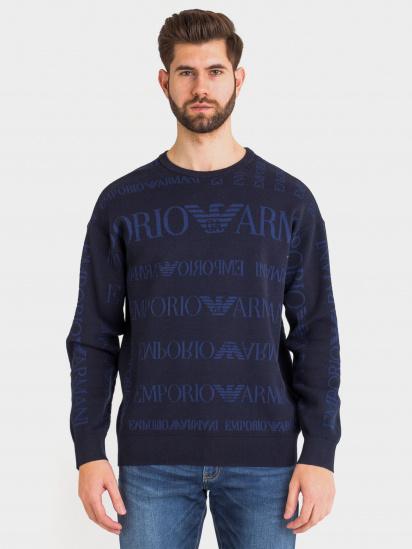 Пуловер Emporio Armani модель 3H1MY7-1MMTZ-F900 — фото 3 - INTERTOP