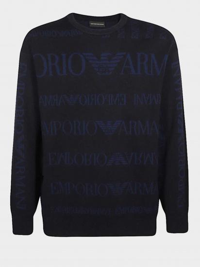 Пуловер Emporio Armani модель 3H1MY7-1MMTZ-F900 — фото 5 - INTERTOP