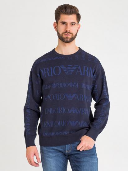 Пуловер Emporio Armani модель 3H1MY7-1MMTZ-F900 — фото - INTERTOP