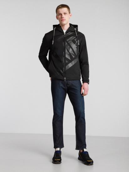 Легка куртка Emporio Armani модель 3K1BS7-1NZQZ-0999 — фото - INTERTOP