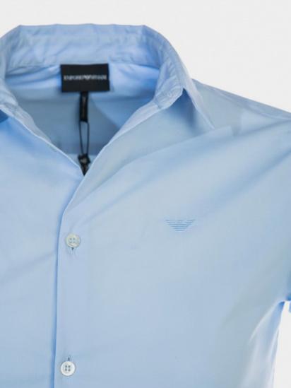 Сорочка з коротким рукавом Emporio Armani модель 8N1C10-1N06Z-0784 — фото 3 - INTERTOP