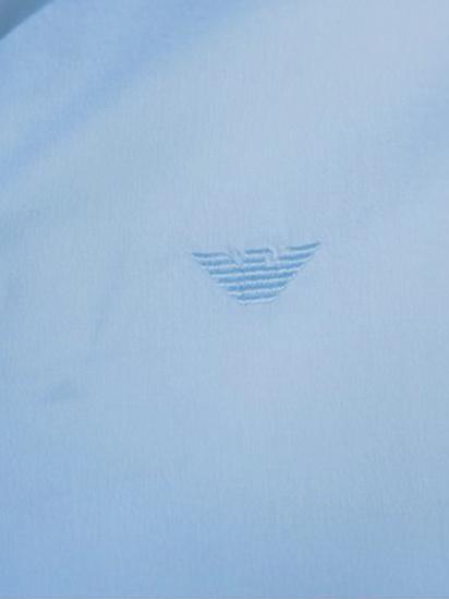 Сорочка з коротким рукавом Emporio Armani модель 8N1C10-1N06Z-0784 — фото 4 - INTERTOP