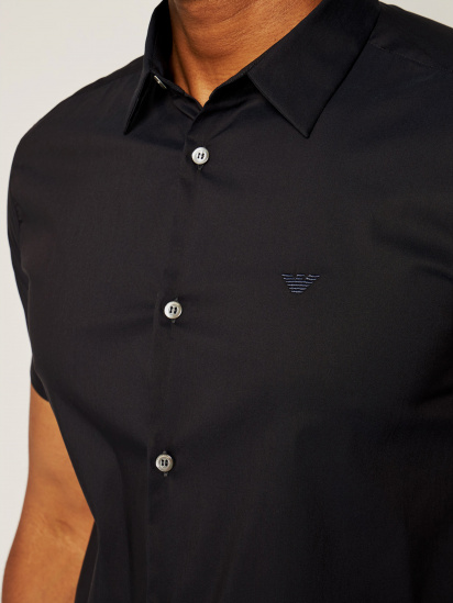 Сорочка з коротким рукавом Emporio Armani модель 8N1C10-1N06Z-0932 — фото 4 - INTERTOP