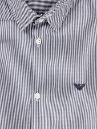 Сорочка з коротким рукавом Emporio Armani модель 8N1C10-1N06Z-F916 — фото 4 - INTERTOP