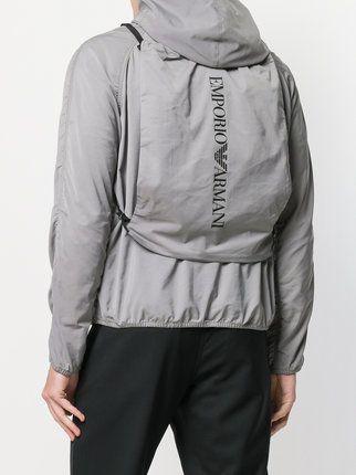 Куртка для мужчин Emporio Armani MAN BLOUSON JACKET 5O194 бесплатная доставка, 2017