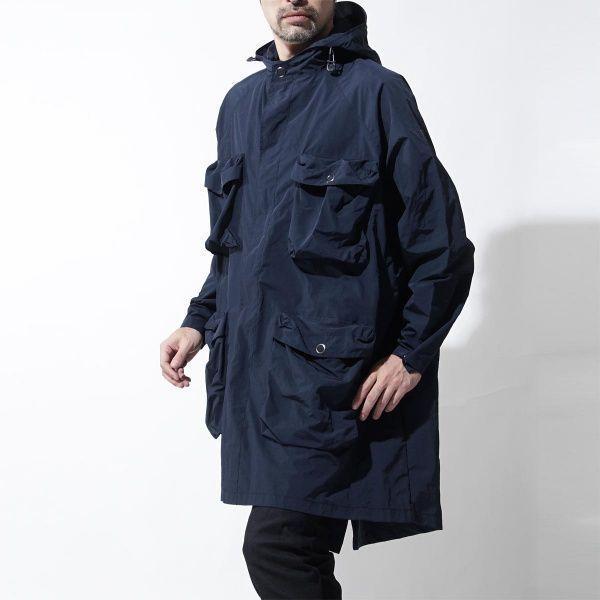 Плащ для мужчин Emporio Armani MAN TRENCH 5O206 модная одежда, 2017
