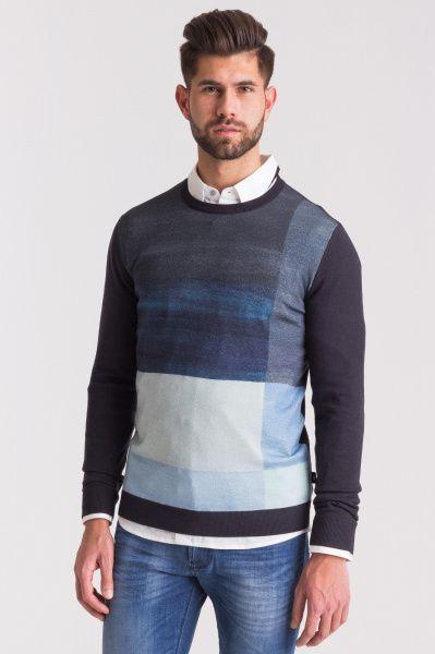 Пуловер для мужчин Emporio Armani MAN JERSEY PULLOVER 5O51 фото, купить, 2017