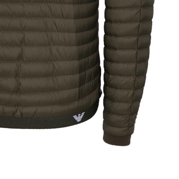 Куртка пуховая мужские Emporio Armani модель 6Z1B94-1NUHZ-0584 качество, 2017