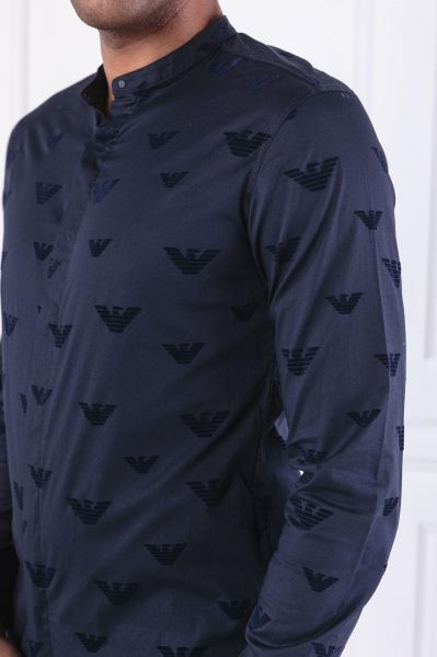 Рубашка мужские Emporio Armani модель 5O531 отзывы, 2017