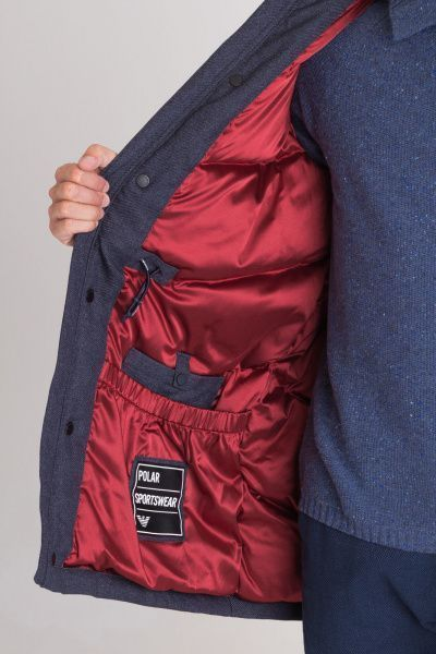 Куртка пуховая мужские Emporio Armani модель 5O557 приобрести, 2017