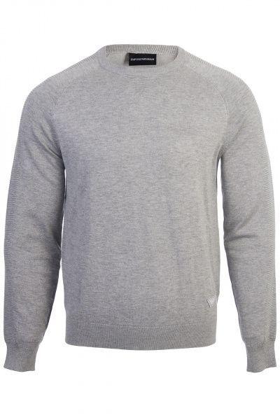 Пуловер мужские Emporio Armani MAN JERSEY PULLOVER 5O57 примерка, 2017