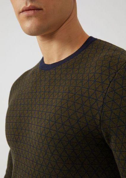 Пуловер мужские Emporio Armani модель 5O570 приобрести, 2017