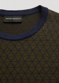 Пуловер мужские Emporio Armani модель 5O570 , 2017