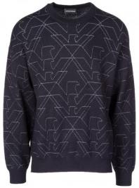 Кофты и свитера мужские Emporio Armani модель 6Z1MY7-1MTUZ-0922 отзывы, 2017