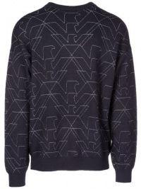 Пуловер мужские Emporio Armani модель 5O583 отзывы, 2017