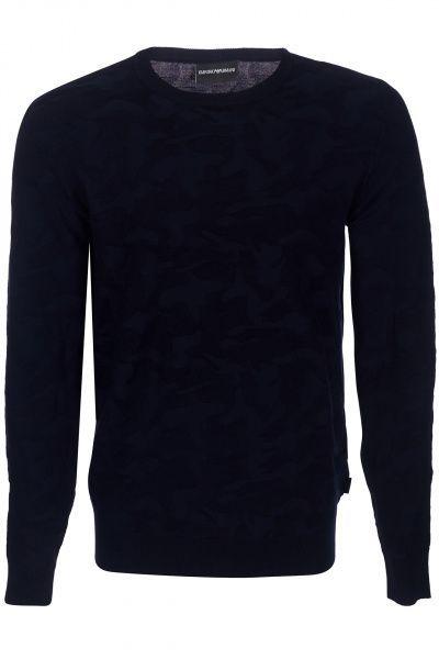 Пуловер мужские Emporio Armani MAN JERSEY PULLOVER 5O60 примерка, 2017