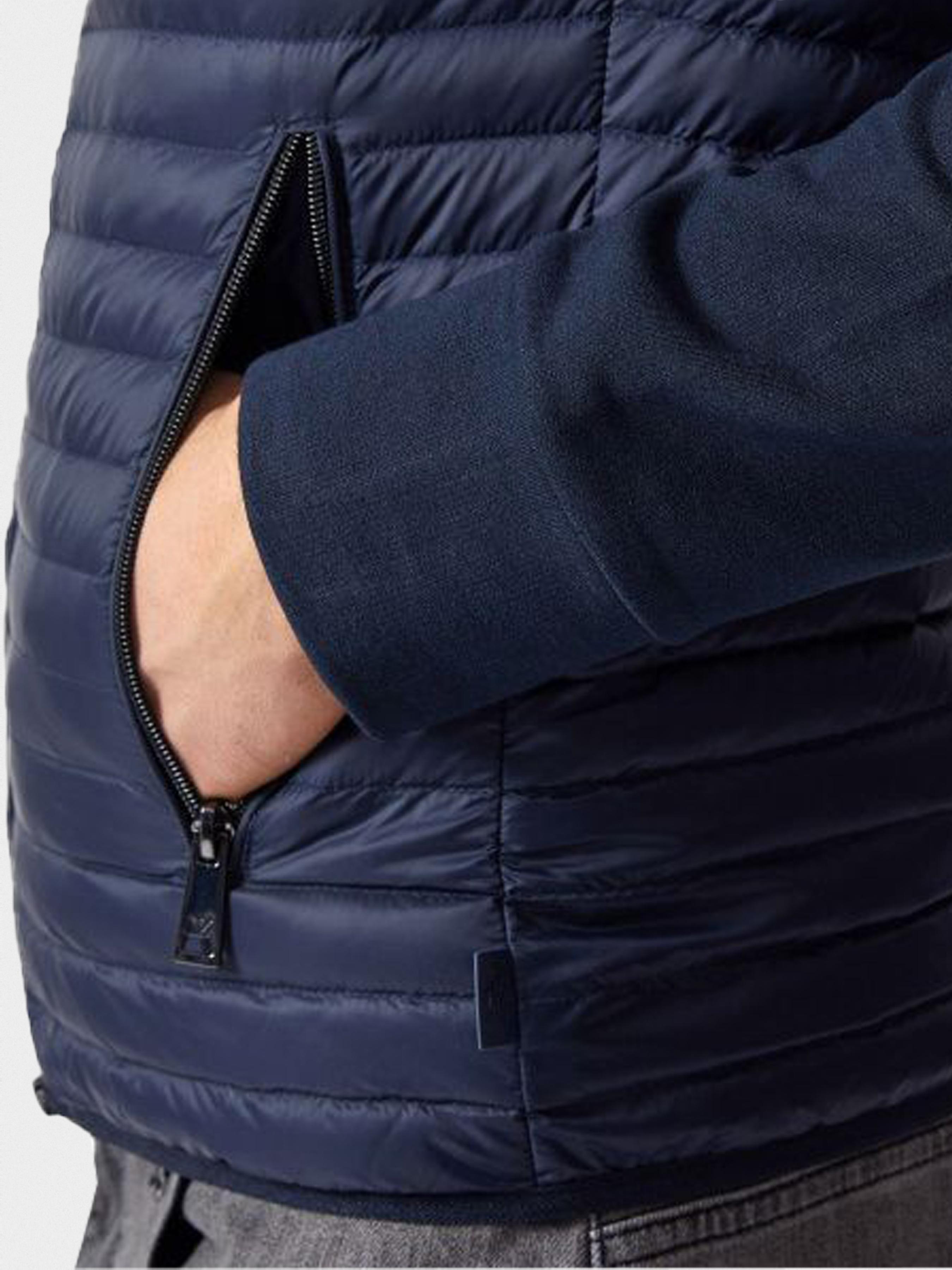 Жилет пуховый мужские Emporio Armani модель 5O644 качество, 2017