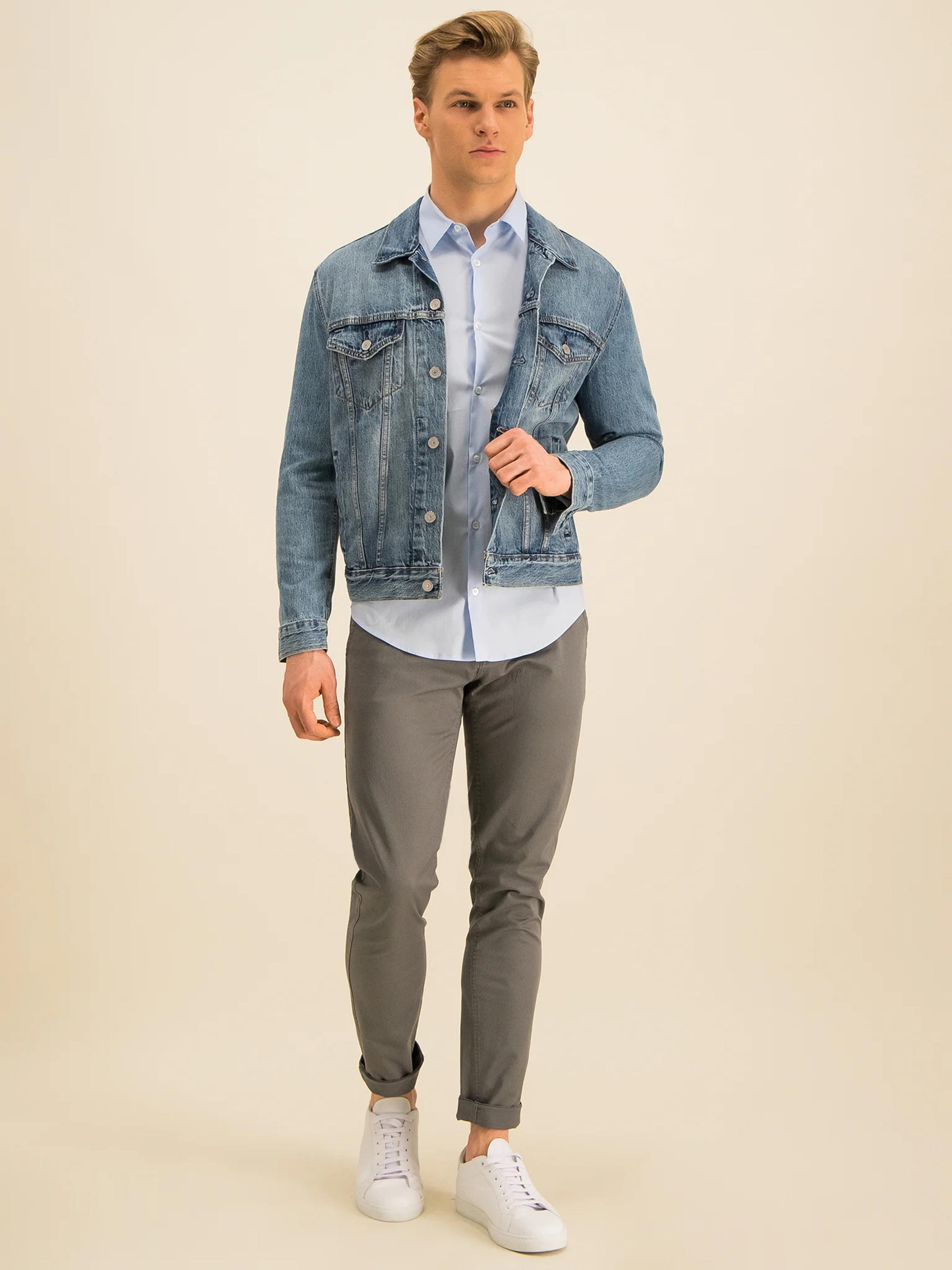 Рубашка мужские Emporio Armani модель 5O647 цена, 2017