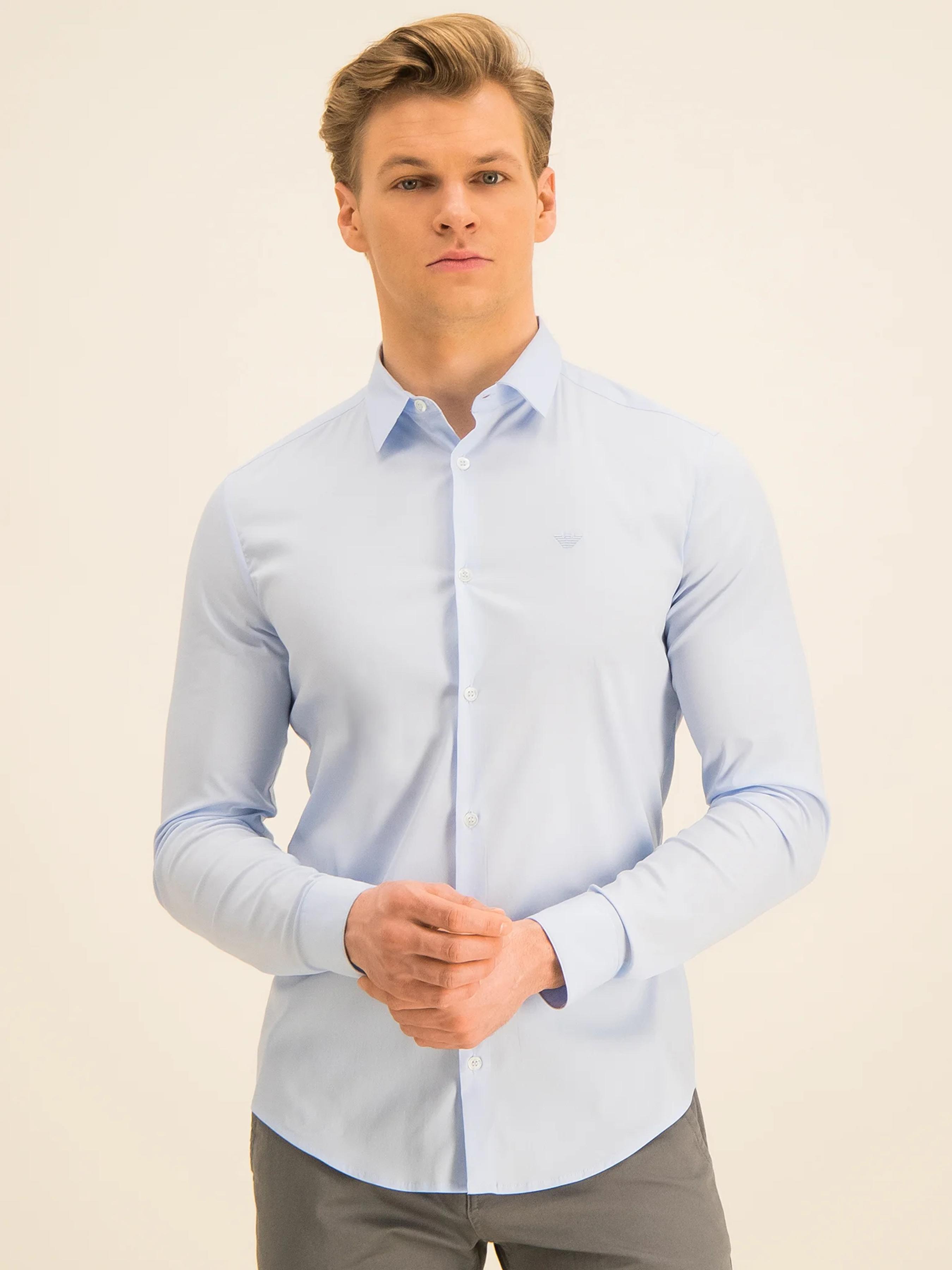 Рубашка мужские Emporio Armani модель 5O647 отзывы, 2017