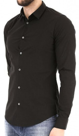 Рубашка мужские Emporio Armani модель 8N1C09-1N06Z-0999 , 2017