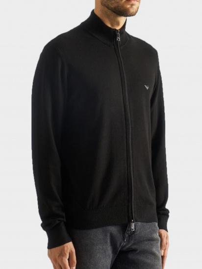 Кофты и свитера мужские Emporio Armani модель 8N1EA1-1MPQZ-0999 качество, 2017