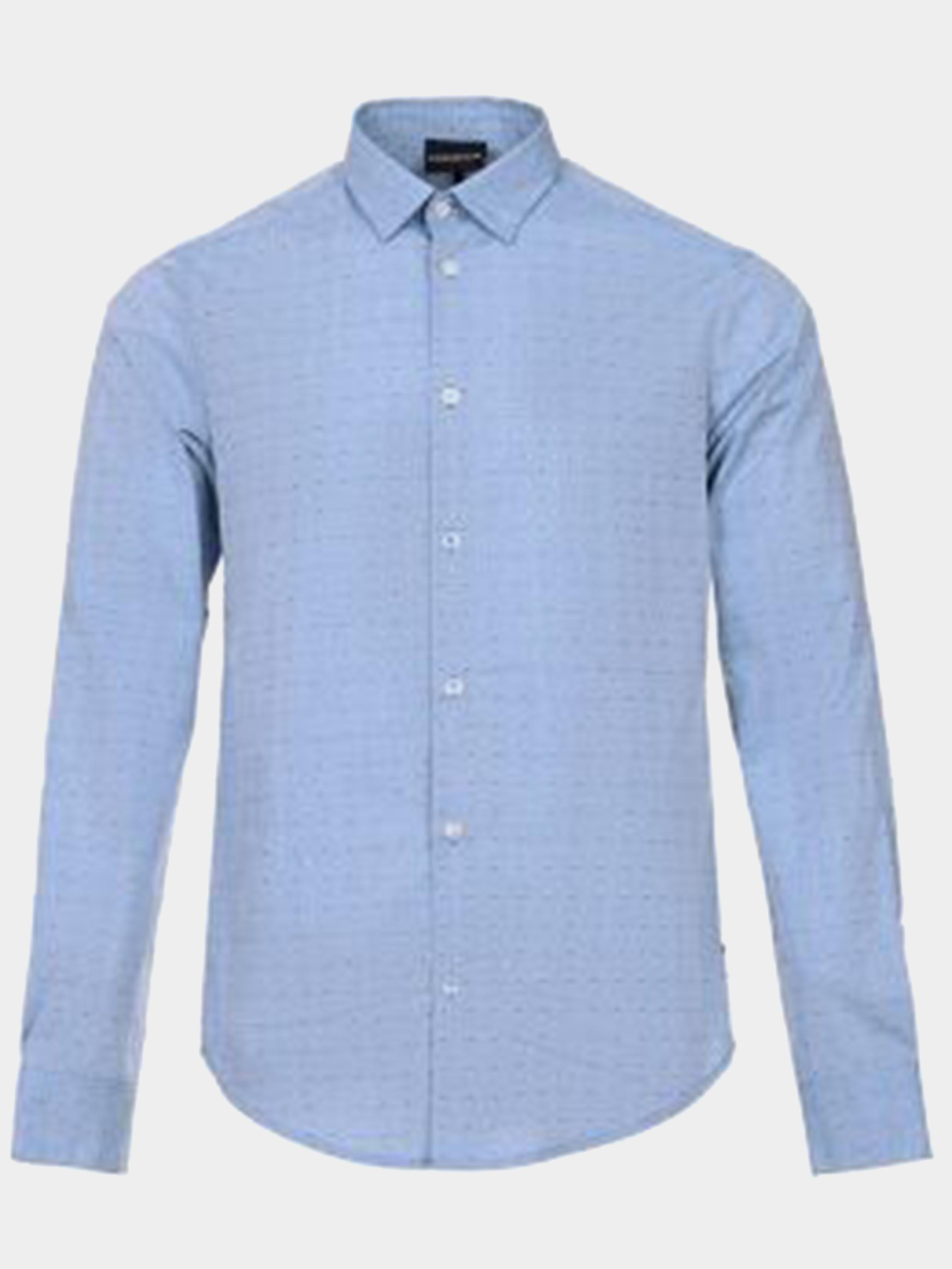 Рубашка с длинным рукавом мужские Emporio Armani модель 5O66 приобрести, 2017