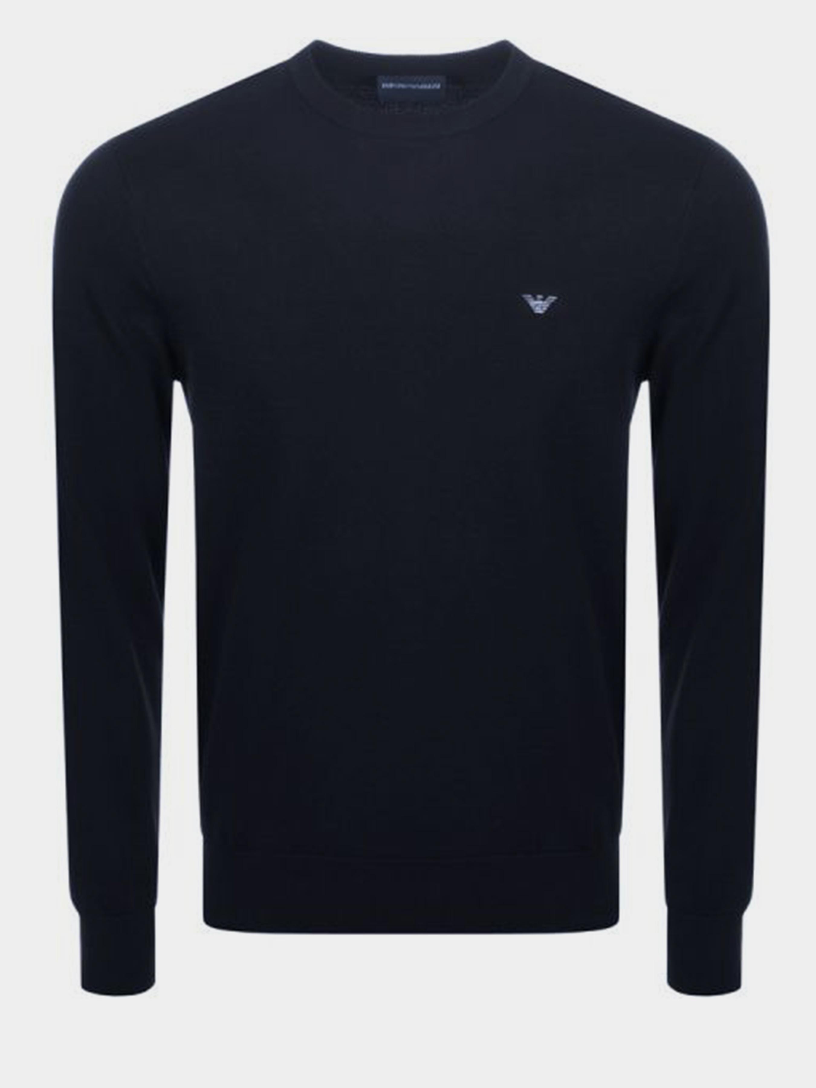 Пуловер мужские Emporio Armani модель 5O668 отзывы, 2017