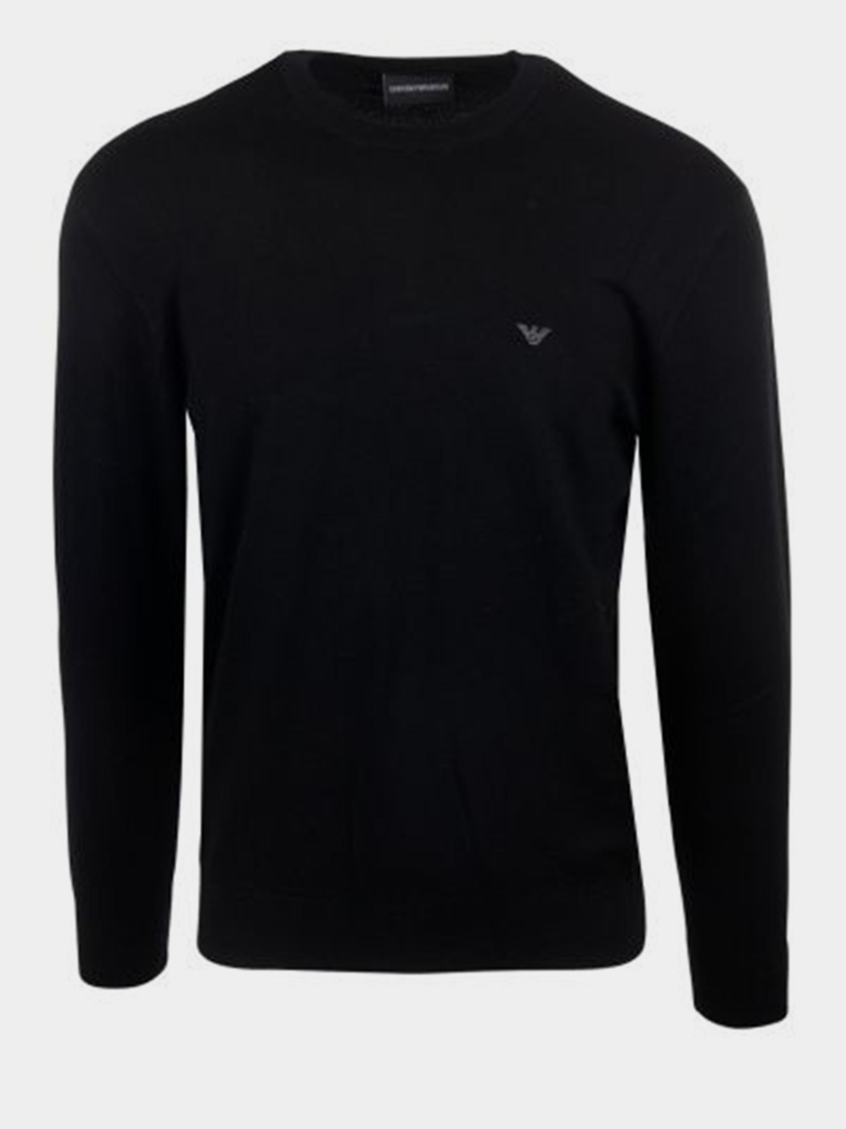 Пуловер мужские Emporio Armani модель 5O669 отзывы, 2017