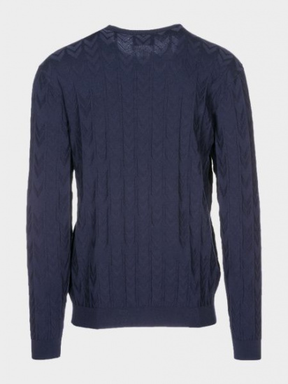 Пуловер Emporio Armani модель 3G1MT2-1MWYZ-0922 — фото 2 - INTERTOP