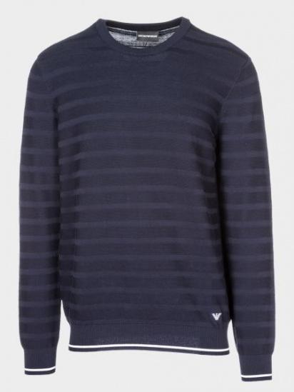 Пуловер Emporio Armani модель 3G1MY3-1MSWZ-0922 — фото - INTERTOP