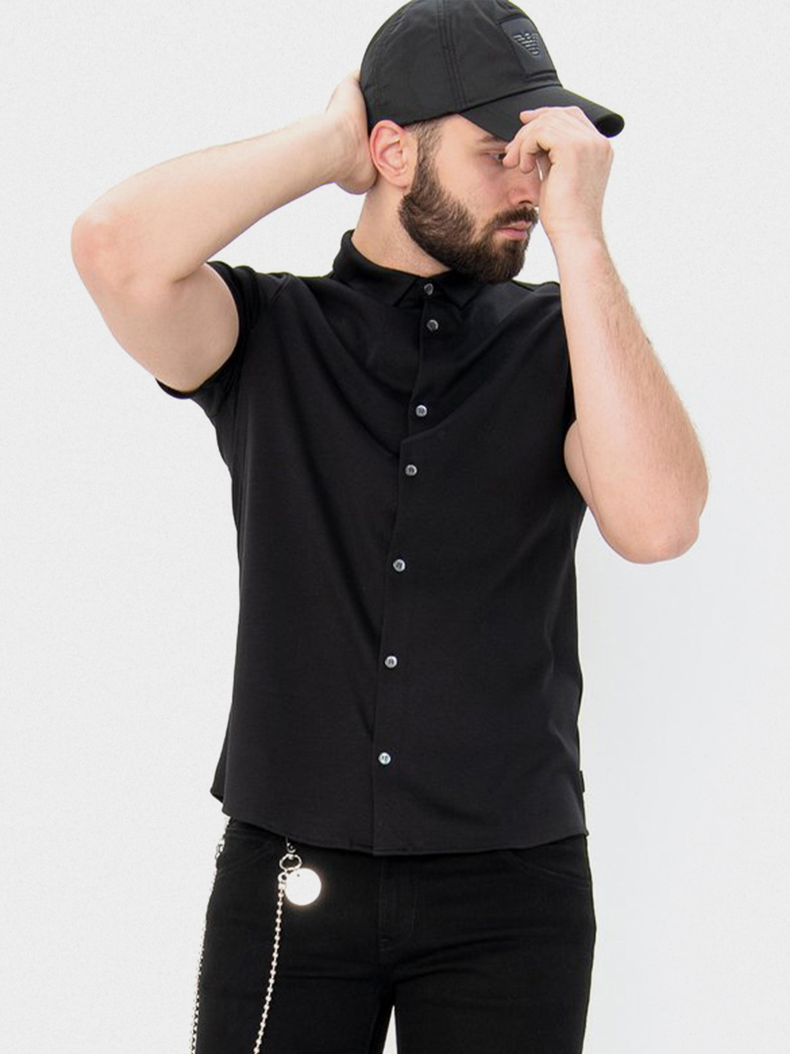 Рубашка мужские Emporio Armani модель 5O723 отзывы, 2017