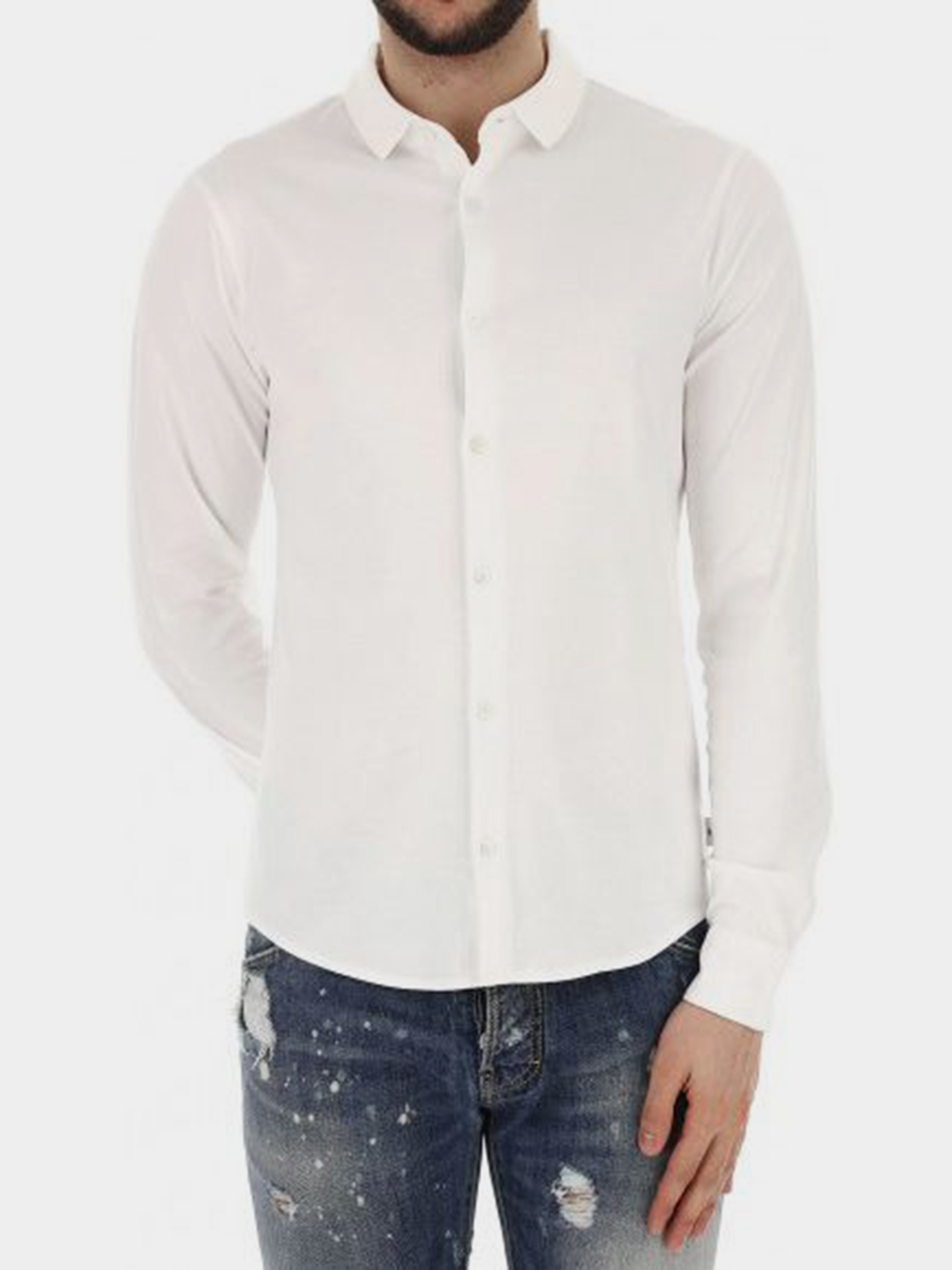 Рубашка мужские Emporio Armani модель 5O724 отзывы, 2017