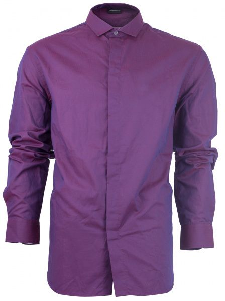 Рубашка с длинным рукавом мужские Emporio Armani модель 5O81 приобрести, 2017
