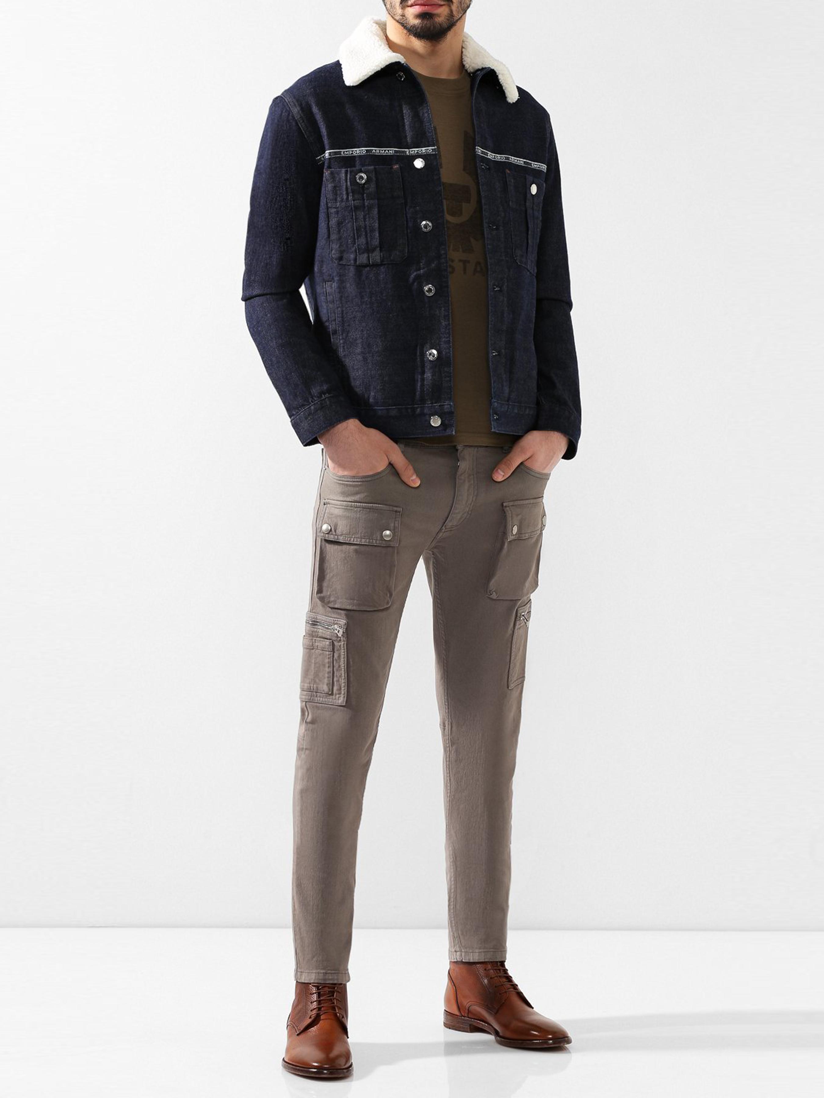 Куртка мужские Emporio Armani модель 5O842 отзывы, 2017