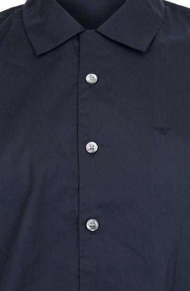 Рубашка с коротким рукавом мужские Emporio Armani MAN SHIRT 5O85 фото одежды, 2017