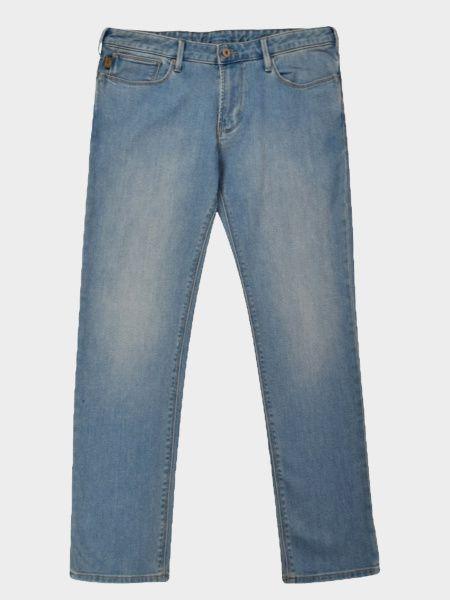 Купить Джинсы мужские модель 5O860, Emporio Armani, Синий