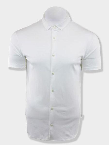 Рубашка с коротким рукавом мужские Emporio Armani модель 5O88 цена, 2017