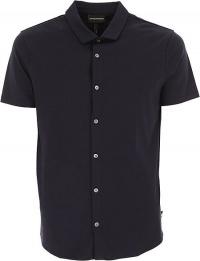 Рубашка с коротким рукавом мужские Emporio Armani модель 5O89 характеристики, 2017