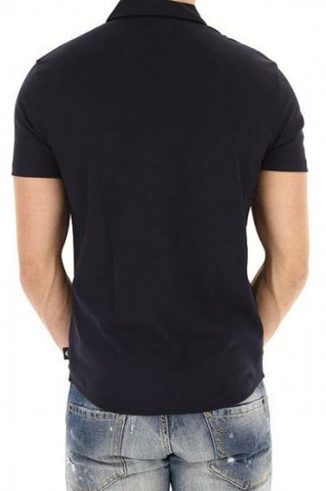 Рубашка с коротким рукавом мужские Emporio Armani модель 5O89 отзывы, 2017