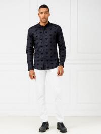 Рубашка мужские Emporio Armani модель 5O892 цена, 2017
