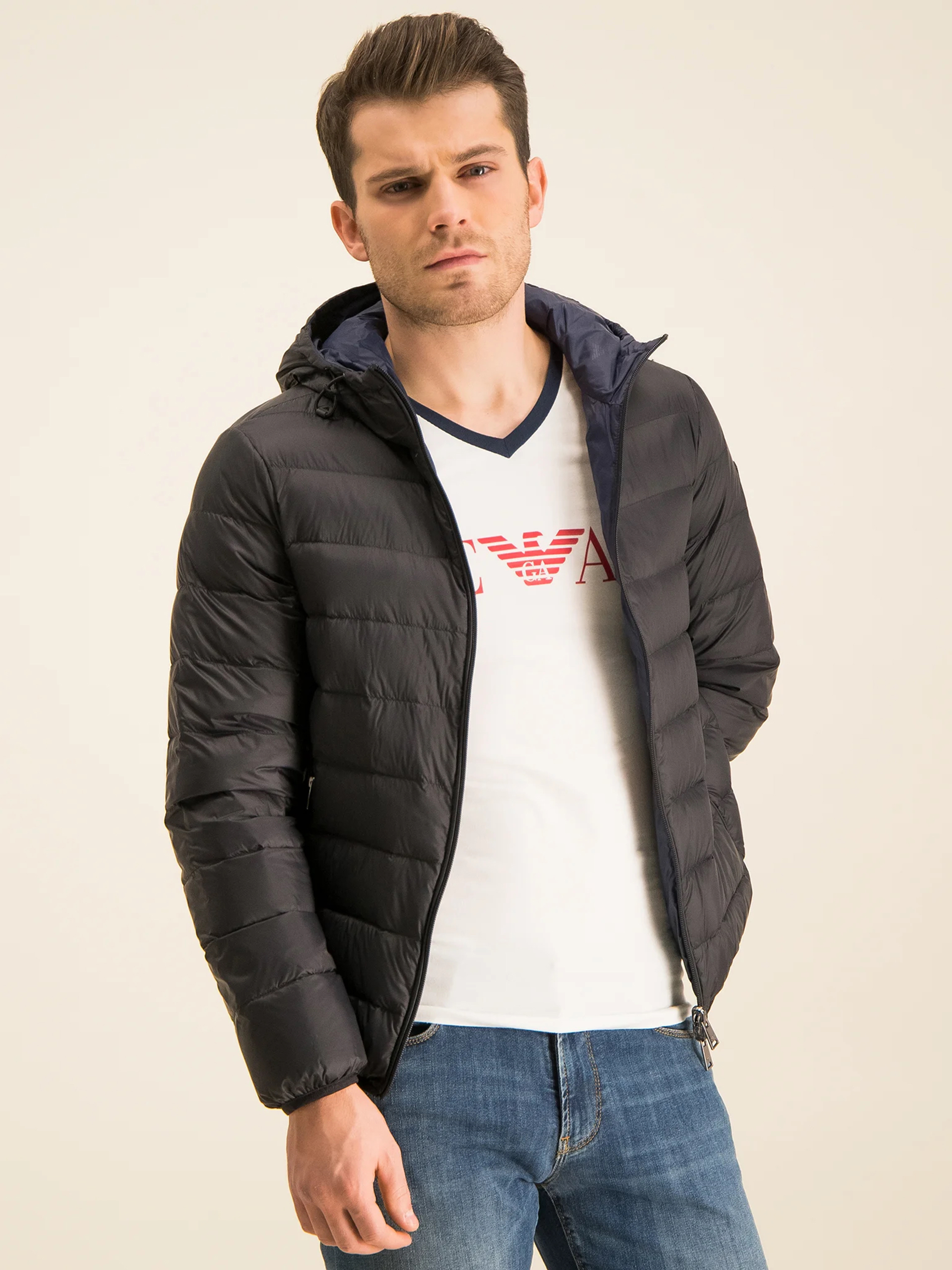Куртка мужские Emporio Armani модель 5O922 отзывы, 2017