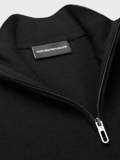 Пуловер Emporio Armani модель 6G1MYK-1MPQZ-0999 — фото 4 - INTERTOP