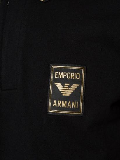 Поло з коротким рукавом Emporio Armani модель 6G1FG0-1J46Z-0999 — фото 3 - INTERTOP
