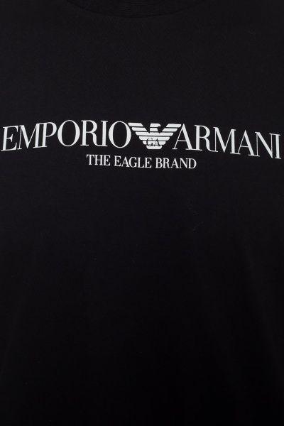 Футболка мужские Emporio Armani модель 8N1T61-1J00Z-0999 купить, 2017