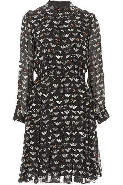 Купить Платье женские модель 5P359, Emporio Armani, Черный