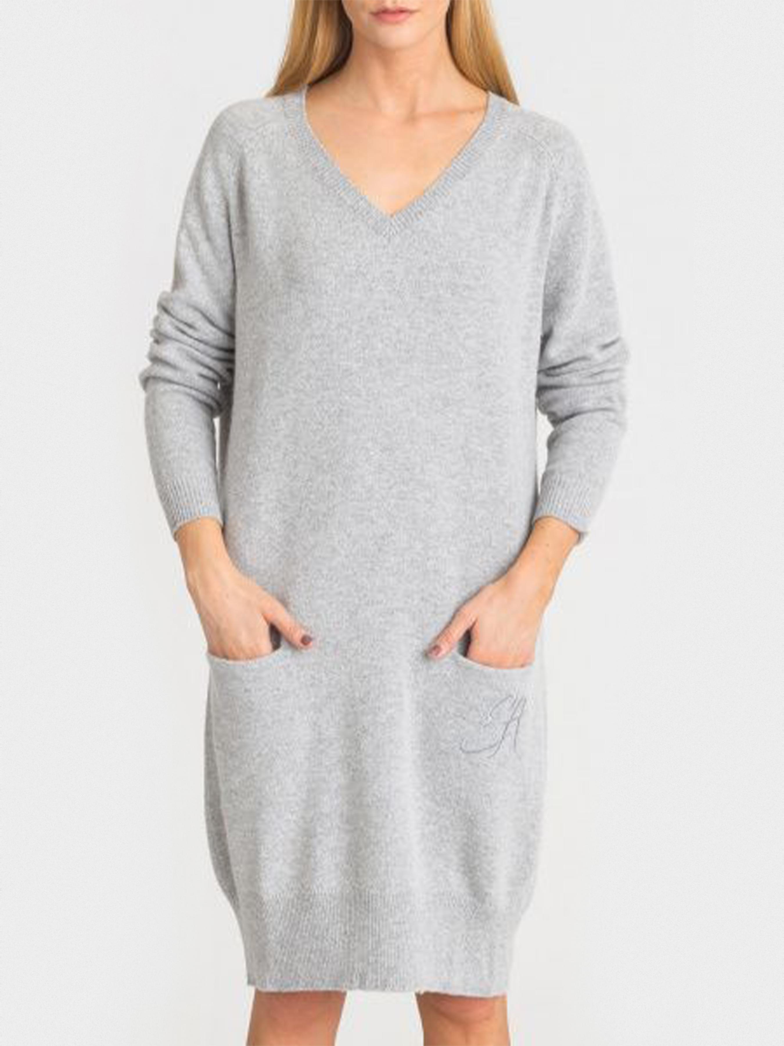 Купить Платье женские модель 5P365, Emporio Armani, Серый