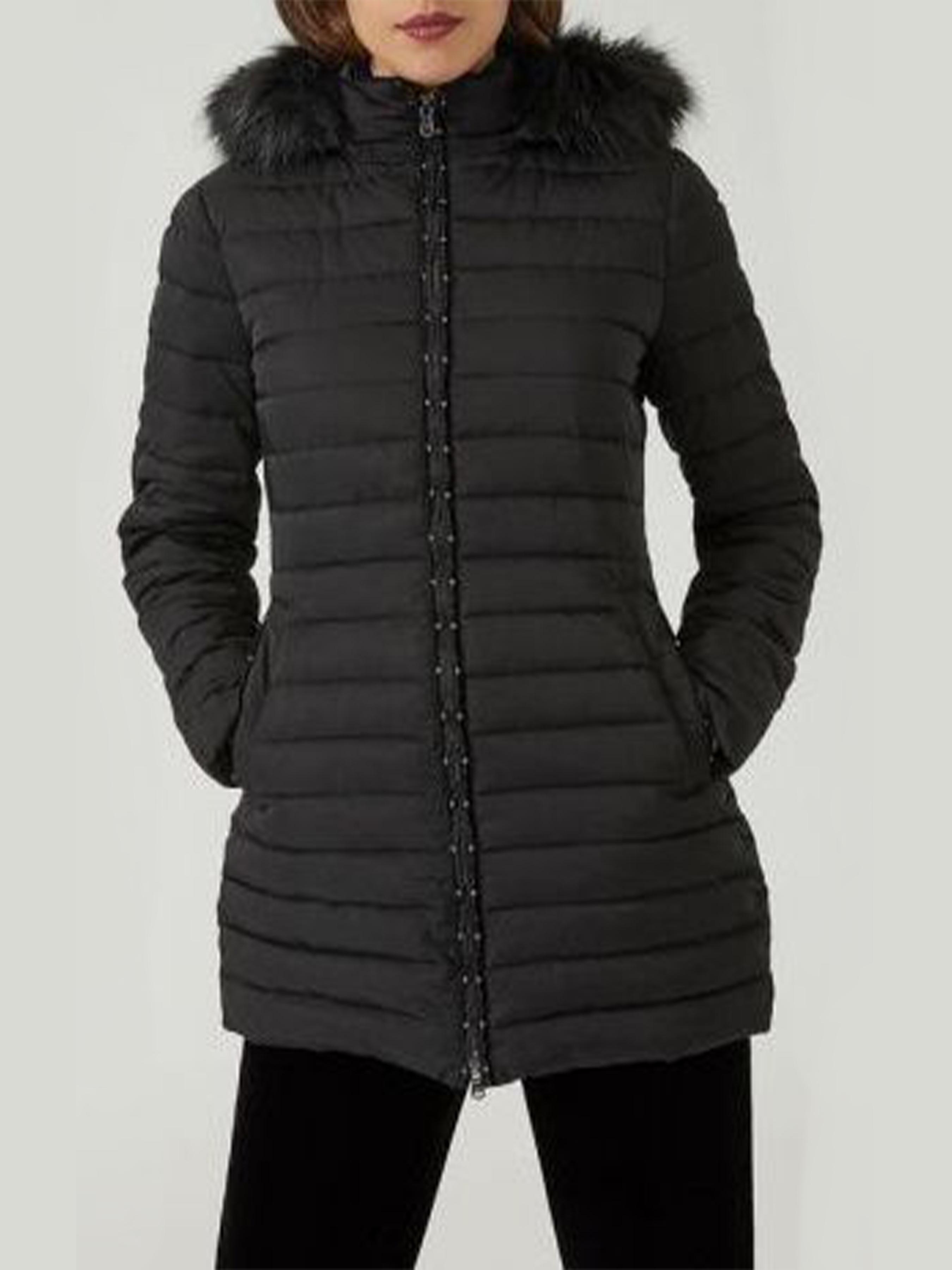 Пальто женские Emporio Armani модель 5P370 качество, 2017