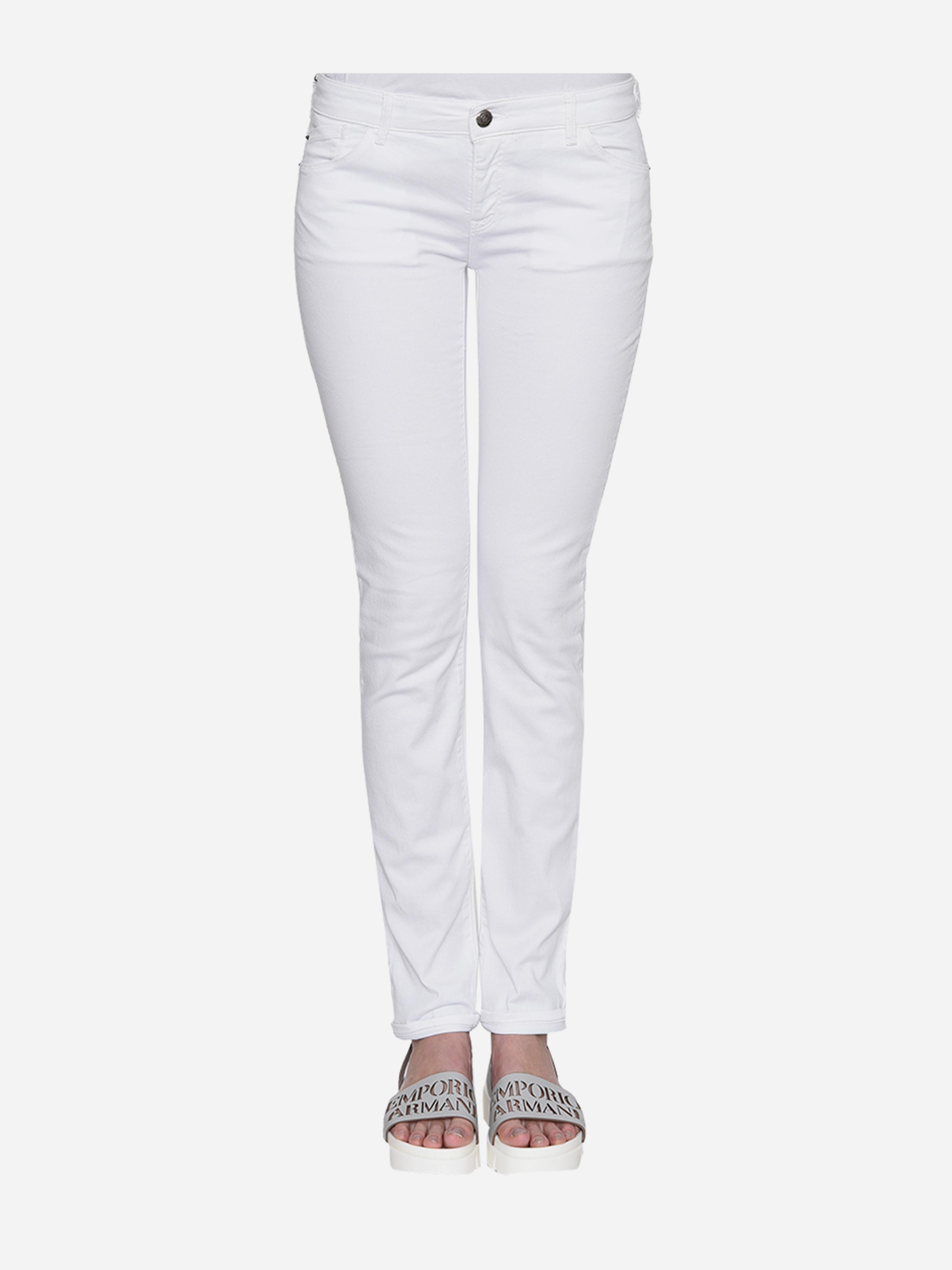 Джинсы женские Emporio Armani модель 5P38 , 2017