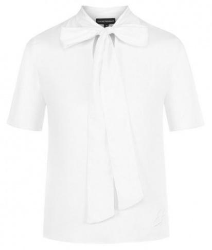 Блуза з коротким рукавом Emporio Armani модель 6Z2K64-2N64Z-0101 — фото - INTERTOP