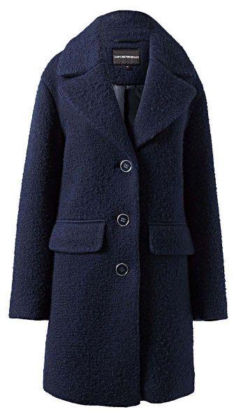 Пальто женские Emporio Armani модель 5P426 качество, 2017